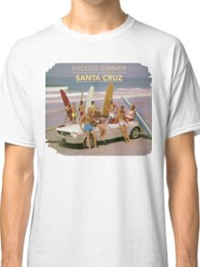 Endless Summer in Santa Cruz Classic T-Shirt
