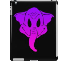 Elephantom (color only) iPad Case/Skin