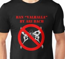 Ban Valhalla (Shirts, Stickers & White Tote Bag) Unisex T-Shirt