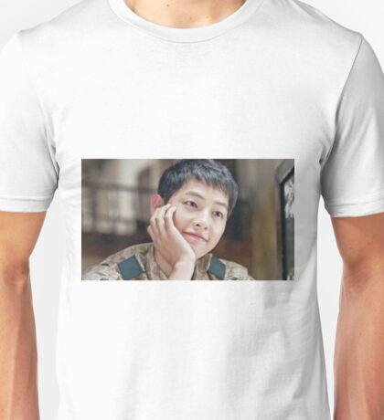 Song Joong Ki - Descendants of the Sun  Unisex T-Shirt