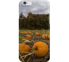 Getting Ready for Halloween iPhone Case/Skin