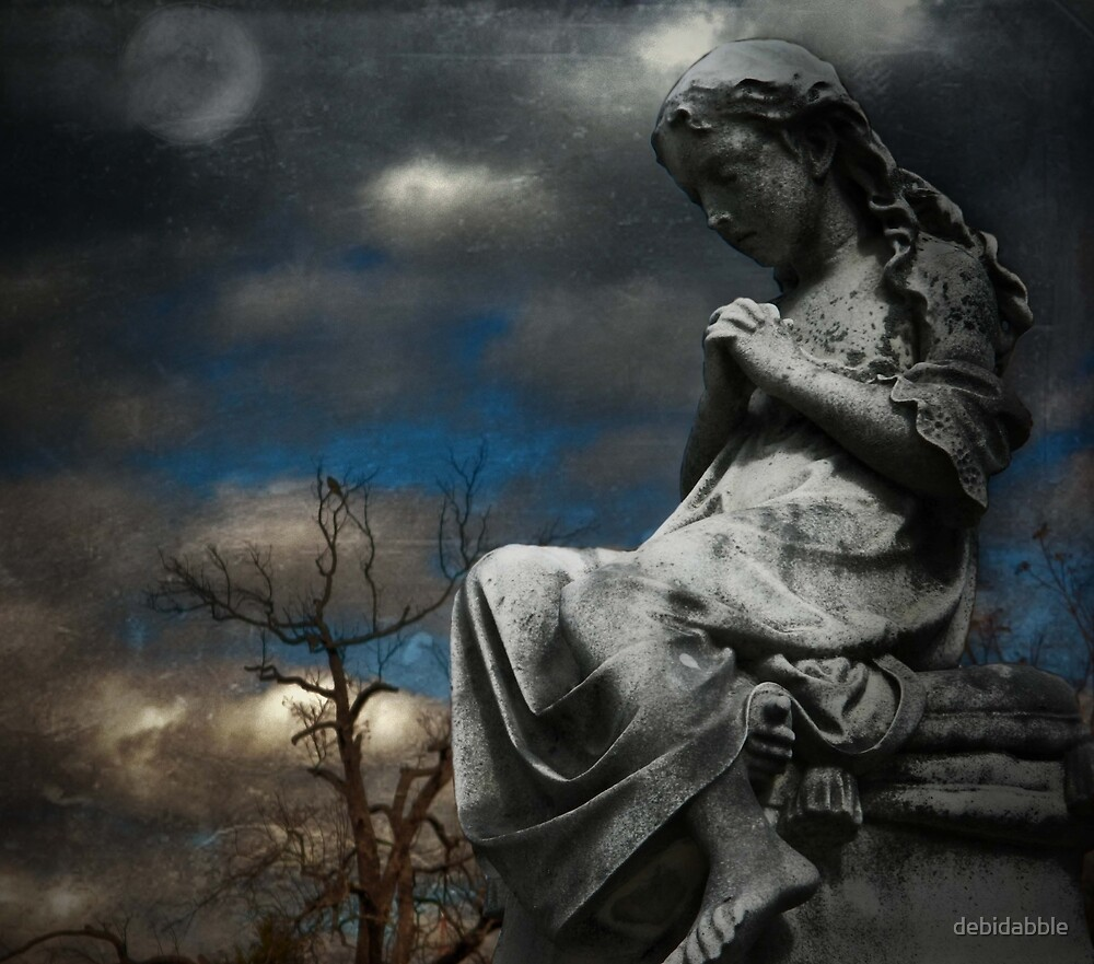 Pray for the Little Ones by debidabble