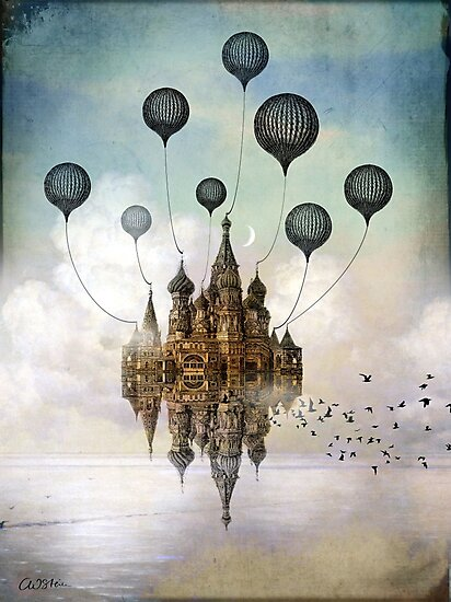 Journey to the East by Catrin Welz-Stein