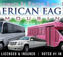 Party Limo Bus Service VA by eaglelimo
