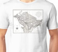 Washington-Washington DC-1800 Unisex T-Shirt