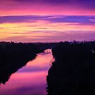 Dramatic Sunset by Astrid Ewing Photography