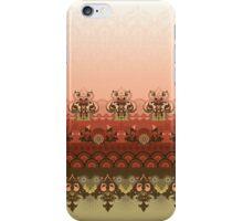 Black Birds Rose iPhone Case/Skin