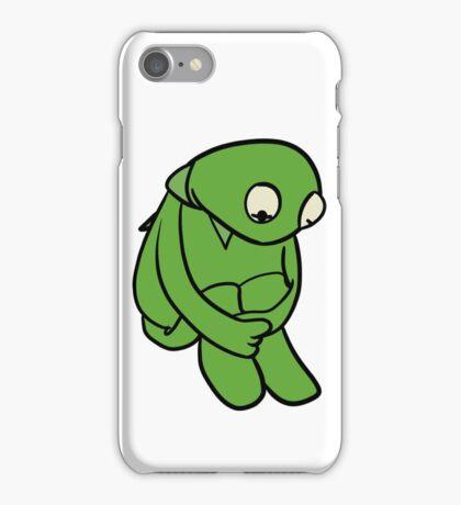 Sad Kermit iPhone Case/Skin