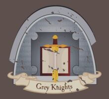 Grey Knights - Chapter - Warhammer by moombax