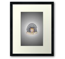 Grey Knights - Chapter - Warhammer Framed Print