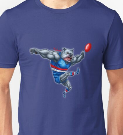 The Champion Bulldog By Grange Wallis Unisex T-Shirt