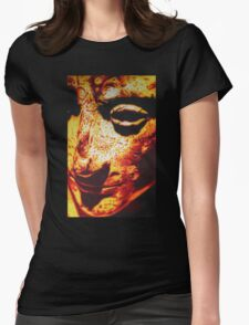ROMAN EMPEROR AUGUSTUS IN SHARPIE MARKER Womens Fitted T-Shirt