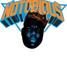 Brooklyn Notorious by okclothing