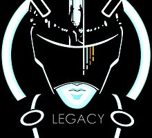 Legacy by Sarah Cave