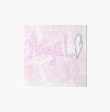 Pixel Angel Art Board