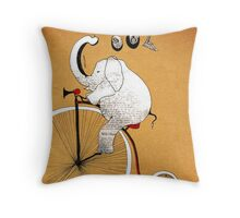I am Cool!  Throw Pillow