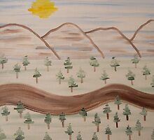 PINE FOREST by pjmurphy