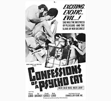Confessions of a Psycho Cat T-Shirt