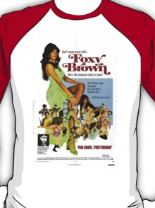 Foxy Brown (Blue) T-Shirt