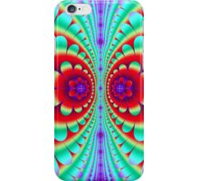 Colourful Flower Fantasy iPhone Case/Skin
