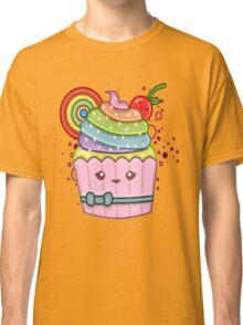 RAINBOW CUPCAKE Classic T-Shirt