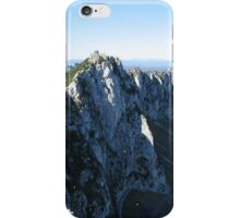 On Top of the Rock of Gibraltar iPhone Case/Skin