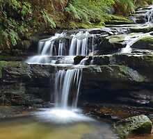 Cascading by Karine Radcliffe
