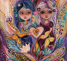 The Fairies of Zodiac series - Gemini by Elena Kotliarker