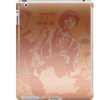 Burnt Orange Juice iPad Case/Skin