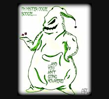 Mister Oogie Boogie Womens Fitted T-Shirt