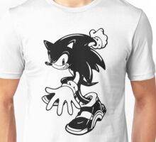 Sonic the Hedgehog [Black] Unisex T-Shirt