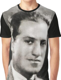 George Gershwin, Composer Graphic T-Shirt