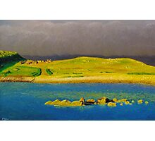 Garenin - after the storm Photographic Print