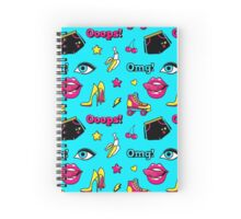Back to 90s Spiral Notebook