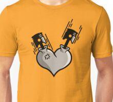 Heart Engine (3) Unisex T-Shirt