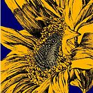 sunflower yellow by andley
