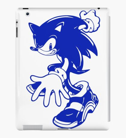 Sonic the Hedgehog [Blue] iPad Case/Skin