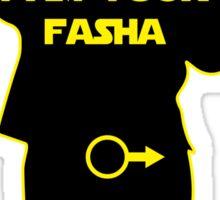 I AM YOUR FATHER / FASHA / DAD / DADDY Sticker
