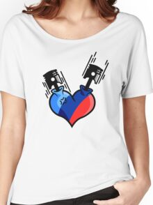 Heart Engine (6) Women's Relaxed Fit T-Shirt