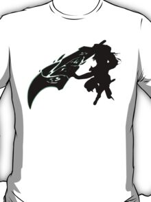 Riven - League of Legends - Black T-Shirt