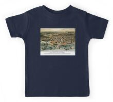 Chicago-Illinois-1872 Kids Tee