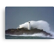 Godrevy Lighthouse Canvas Print