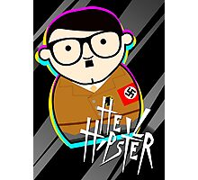 Heil Hipster 2 Photographic Print