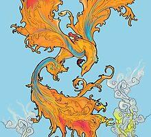 Phoenix  by lioncion