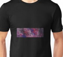 When Superman Flies Into My Paintings Unisex T-Shirt