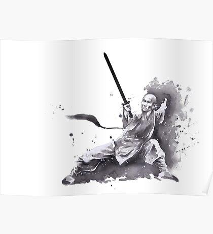 kung fu sword Poster