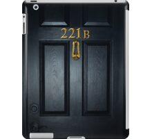 Sherlock 221b Door iPad Case/Skin