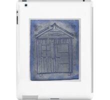 Beach Hut Tee iPad Case/Skin