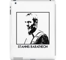 Stannis Baratheon Inspired Artwork 'Game of Thrones' iPad Case/Skin
