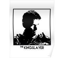 Jamie Lannister Kingslayer Inspired Artwork 'Game of Thrones' Poster